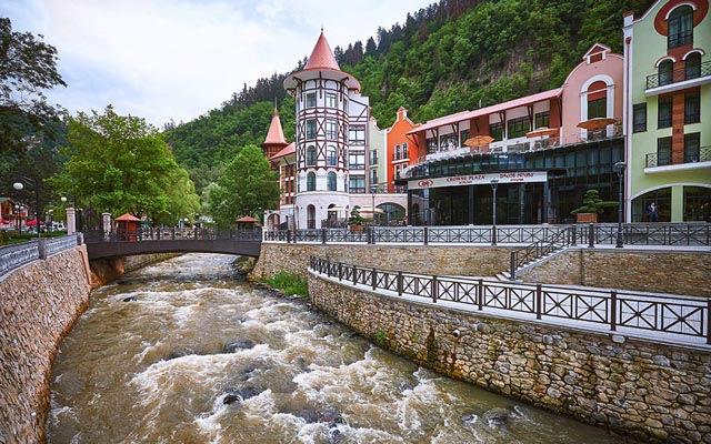 Грузия Боржоми