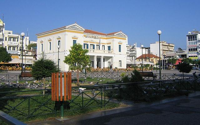 Греция Пелопоннес Спарта