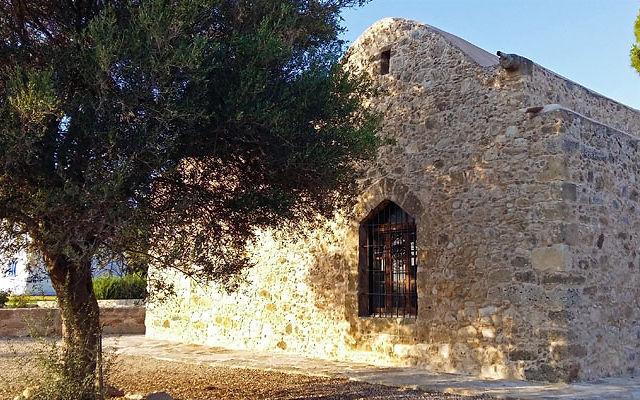 Кипр Церковь Святого Андроника