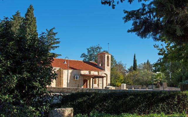 Достопримечательности Кипр Деревня Пано Ародес