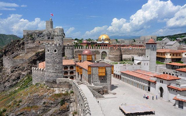 Грузия Ахалцихская крепость Рабат Ахалцихе