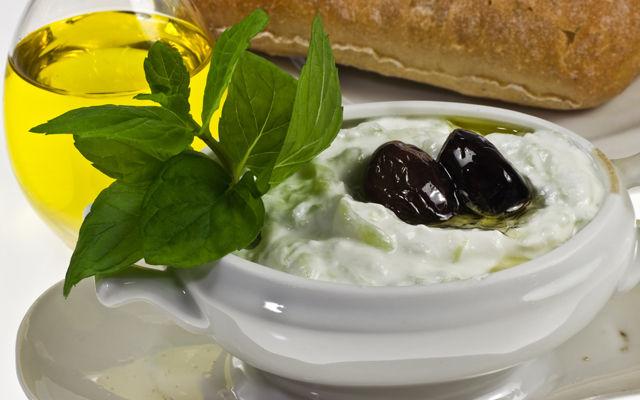 Национальная кухня Греции Дзадзики
