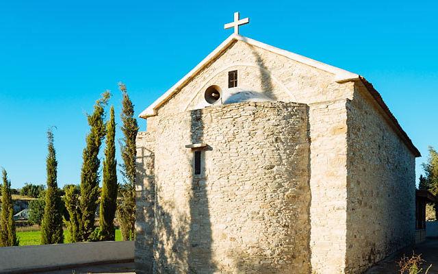 Достопримечательности Кипр Деревня Калавасос