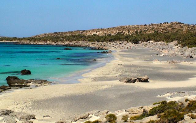 Греция Крит Пляж Кедродасос область Ханья