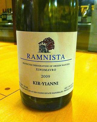 Греческие вина и напитки Ксиномавро