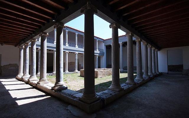 Греция Кос Casa Romana - Римская вилла Кос