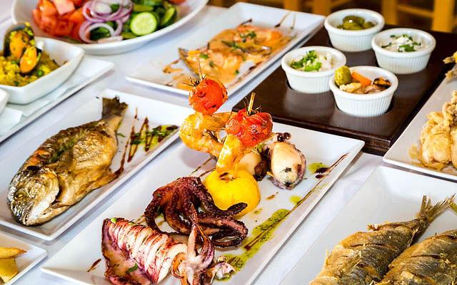 Национальная кухня Кипра, Мезе