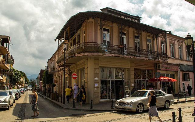Грузия Старый Батуми