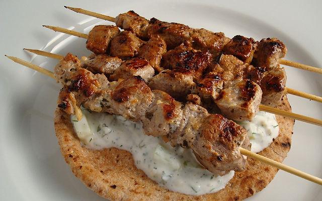 Национальная кухня Кипра, Сувлаки
