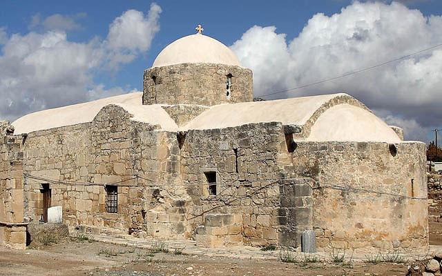 Достопримечательности Кипр Деревня Куклия