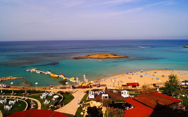 Кипр Бухта Фиг Три (Протарас)