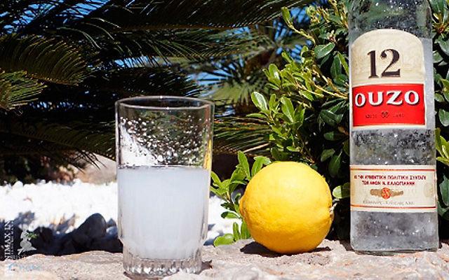 Напитки и вина Кипра Узо