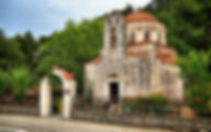 Греция Родос Церковь Агиос Николас Фунтукли