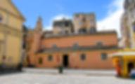 Греция Корфу Церковь Иоанна Предтечи в Керкире
