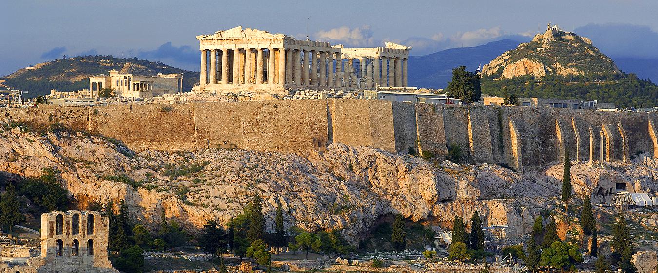 Греция Города