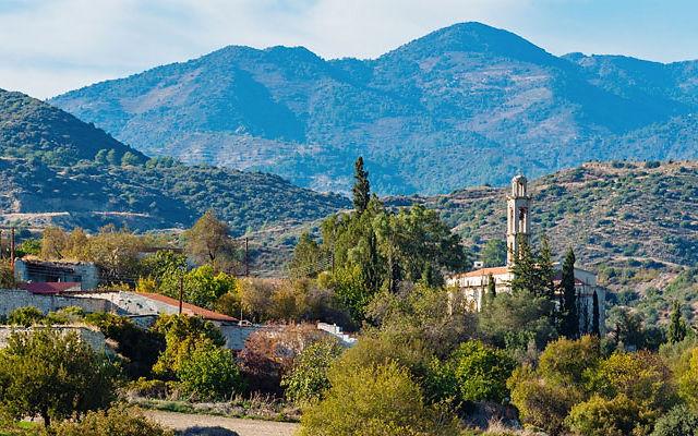 Кипр Деревня Вавла
