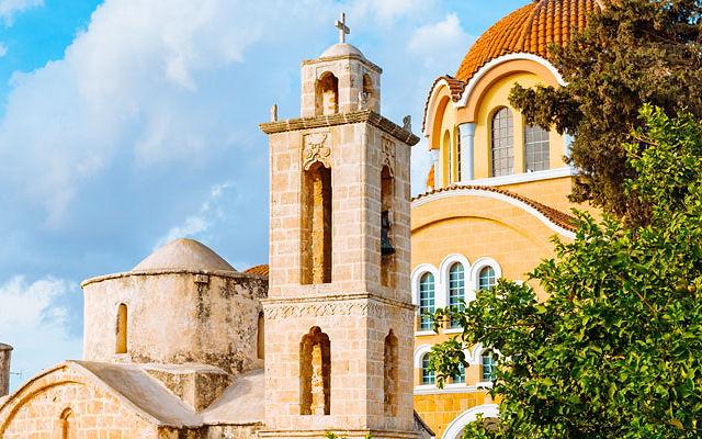 Достопримечательности Кипр Деревня Френарос