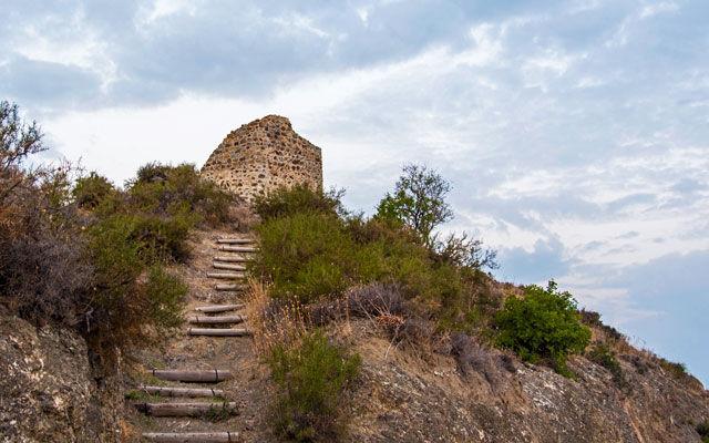 Достопримечательности Кипр Деревня Като Пиргос