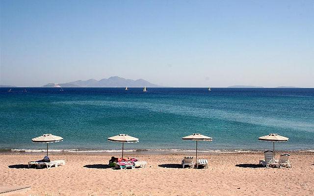 Греция Кос Пляж Камари
