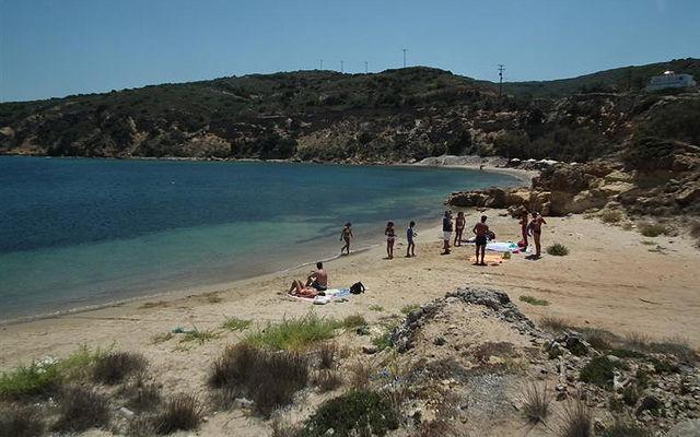 Греция Кос Пляж Лимнионас Кефалос