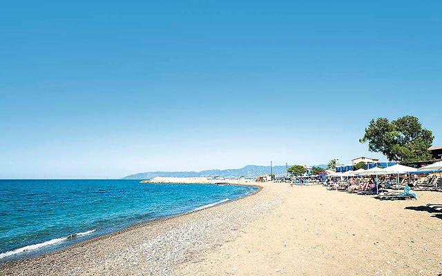 Кипр Пляж Лачи (Полис)