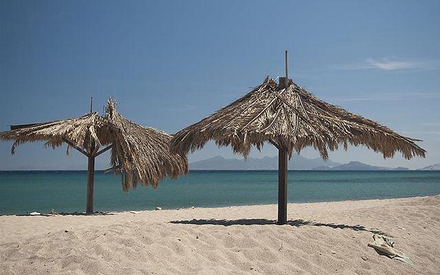 Греция Кос Пляж Коса