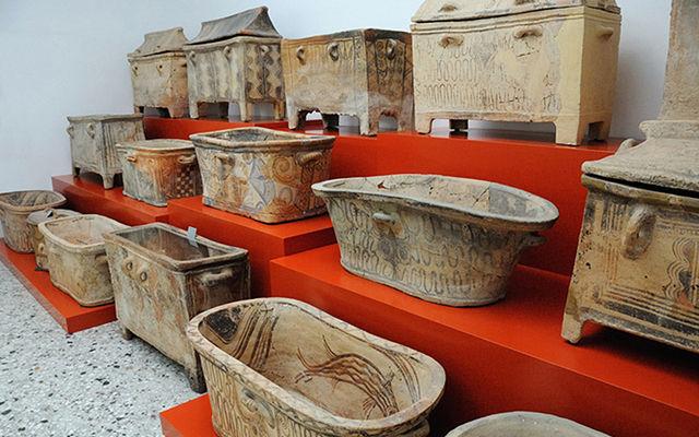 Греция Крит Археологический музей Агиос-Николаоса