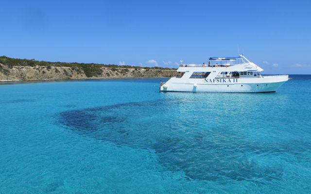 Кипр  Голубая лагуна Айя-Напа