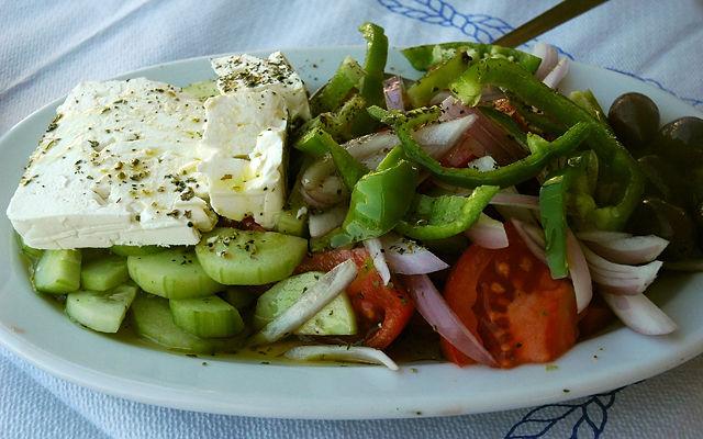 Национальная кухня Кипра, Хорьятики салат