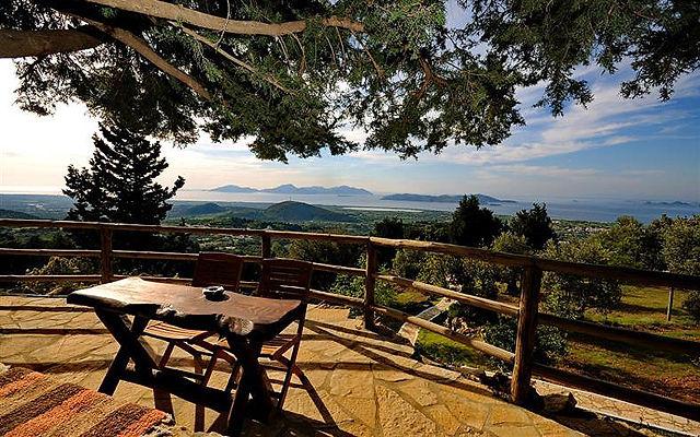 Греция Кос Природный парк Зия