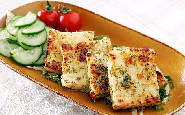 Национальная кухня Кипра, Халлуми