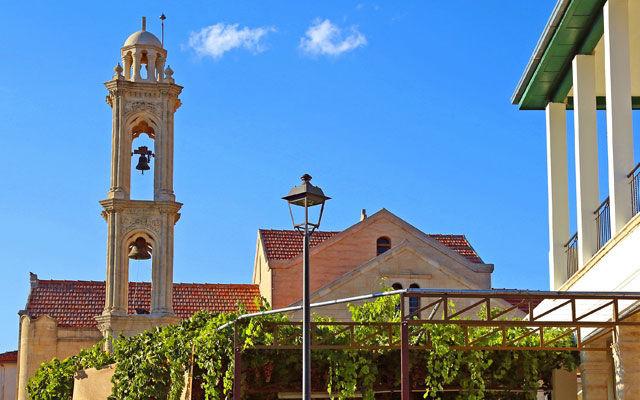 Кипр Деревня Арсос