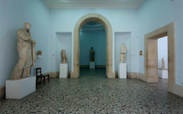 Греция Кос Археологический музей Коса