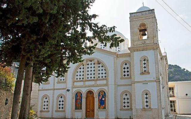 Достопримечательности Кипр Деревня Панагия
