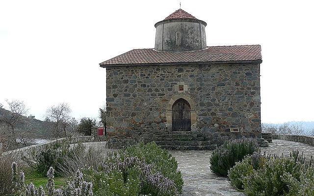 Кипр Церковь Святого Креста
