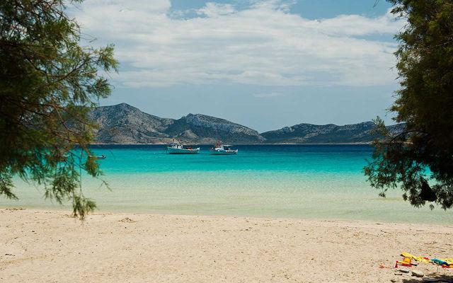 Греция Крит Остров Куфониси область Лассити