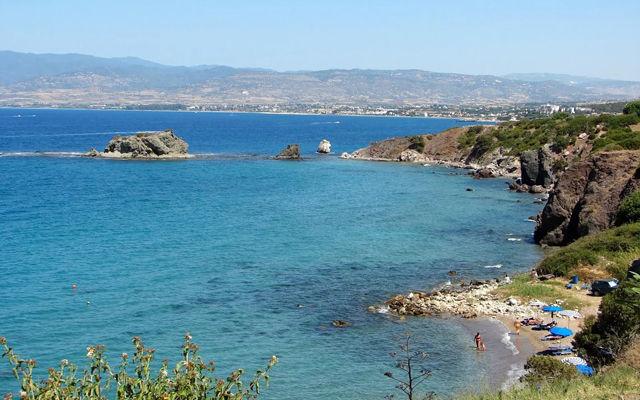 Кипр Пляж Полис