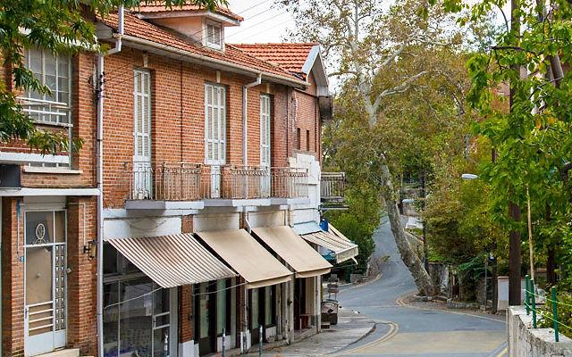 Достопримечательности Кипр Деревня Платрес