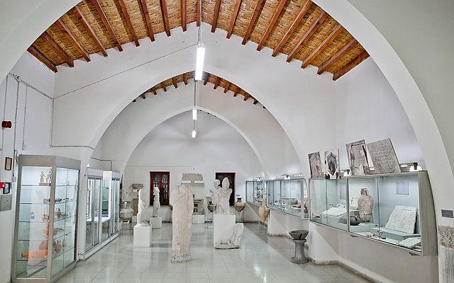 Кипр Археологический музей Куриона (Лимассол)