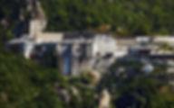 Греция Афон Монастырь Святого Павла