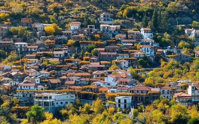 Кипр Деревня Алона