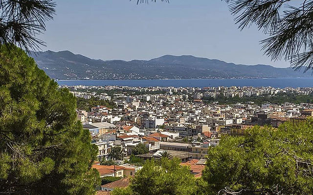 Греция Пелопоннес  Каламата