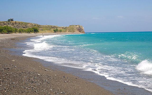 Греция Кос Пляж Агиос Фокас Кос