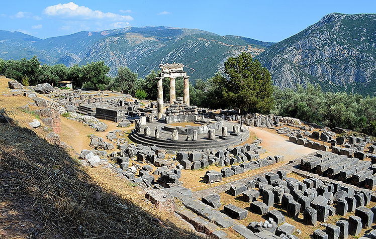 Святилище Афины в Дельфах.jpg