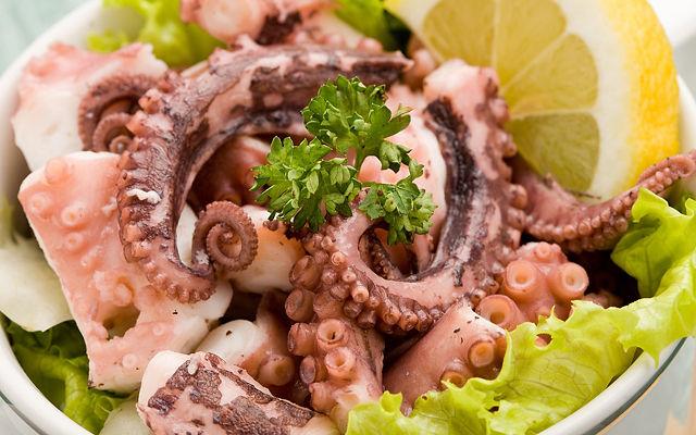 Национальная кухня Греции Хтаподакья