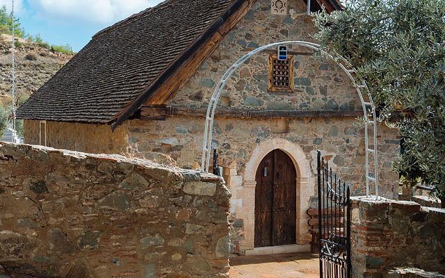 Кипр Церковь Святого Георгия