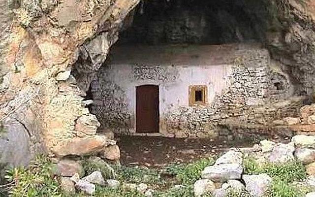 Греция Закинф Монастырь Спилиотисса