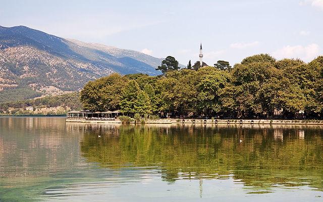 Греция Янина