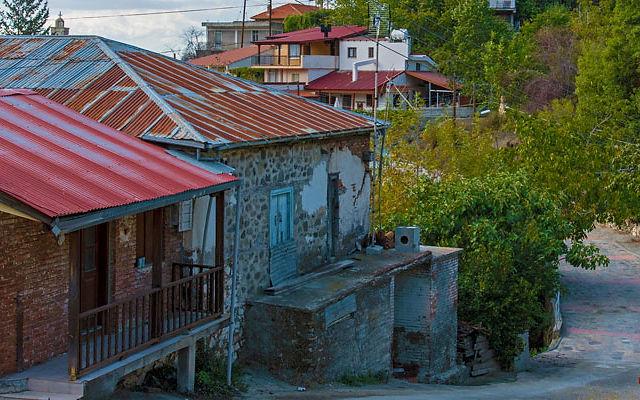 Достопримечательности Кипр. Деревня Лемиту