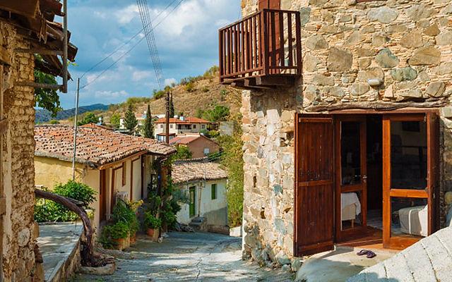 Кипр Деревня Гурри
